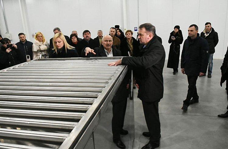 На Львівщині відкрили завод із переробки меду