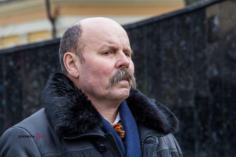 Переможець Василь Мельник