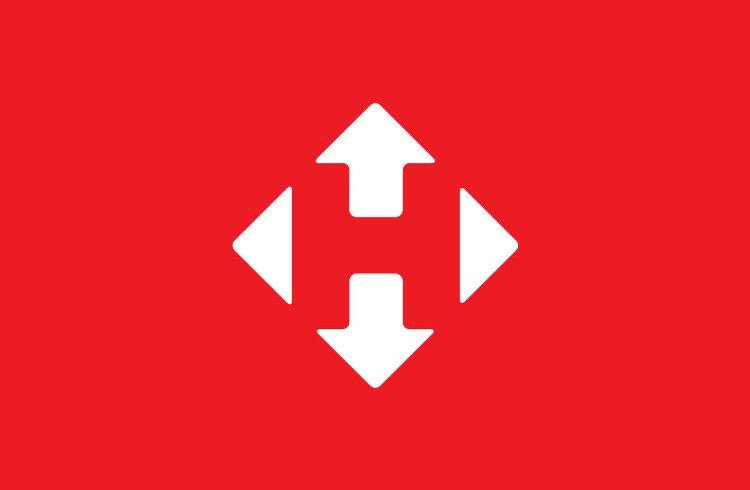 Лого «Нова пошта»