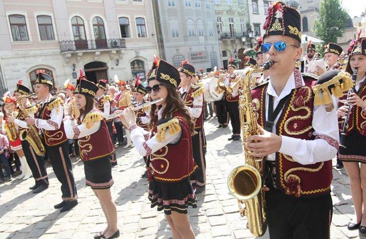 День міста у Львові