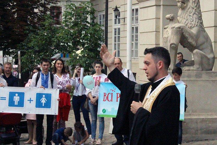 Отець Павло Дроздяк, прес-секретар Львівської Архиєпархії УГКЦ