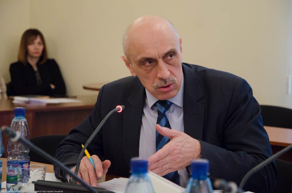Олександр Павліченко — виконавчий директор Української Гельсінської спілки з прав людини