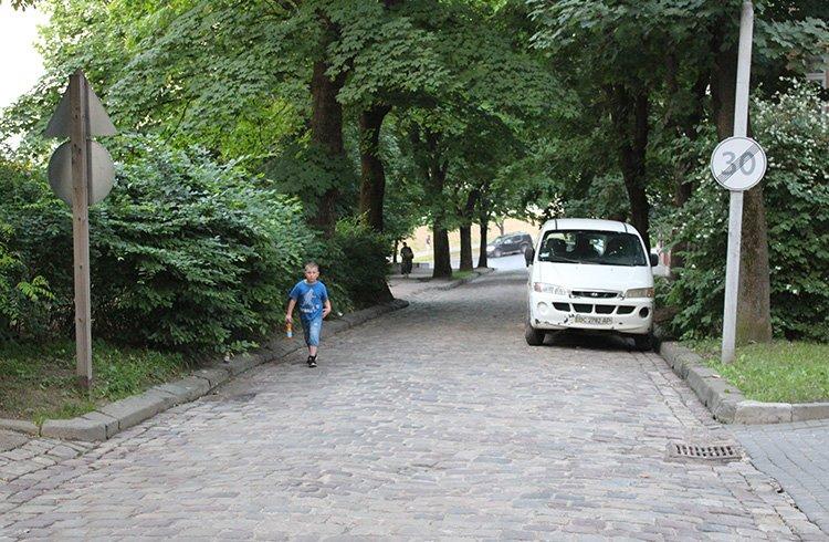 Вулиця І. Карпинця