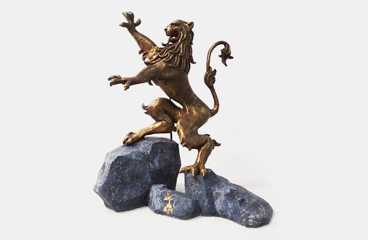 Візуалізація скульптури бійцям Листопадового чину