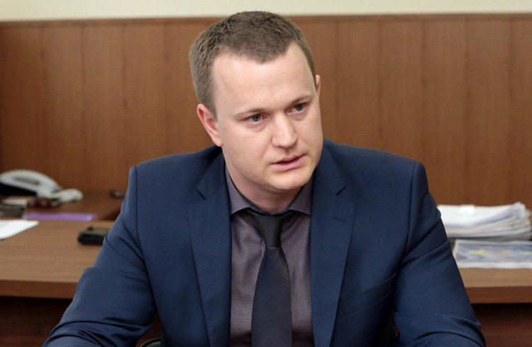 Начальник департаменту протидії наркозлочинності Нацполіціі Андрій Кіхтенко