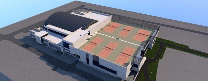 Візуалізація палац спорту «Україна»