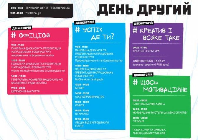 Львів'ян запрошують на Молодіжний форум. Програма