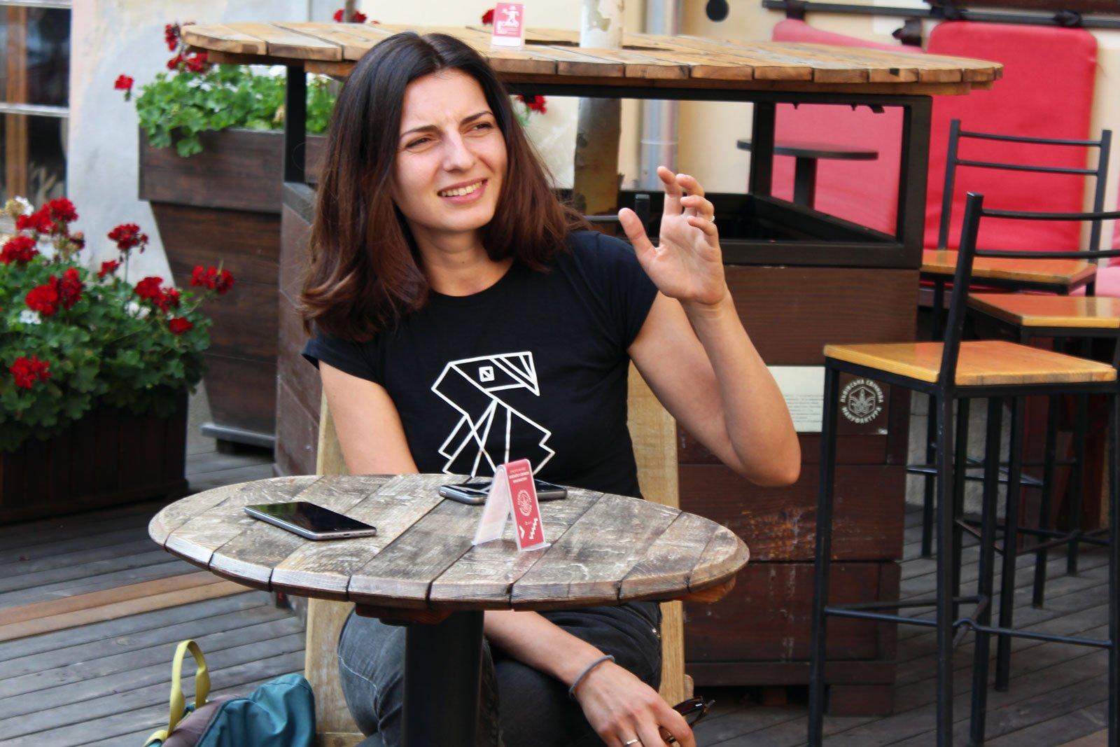 «Я хотіла свій бізнес і вирішила, що треба рухатися вперед», — Марта Турецька