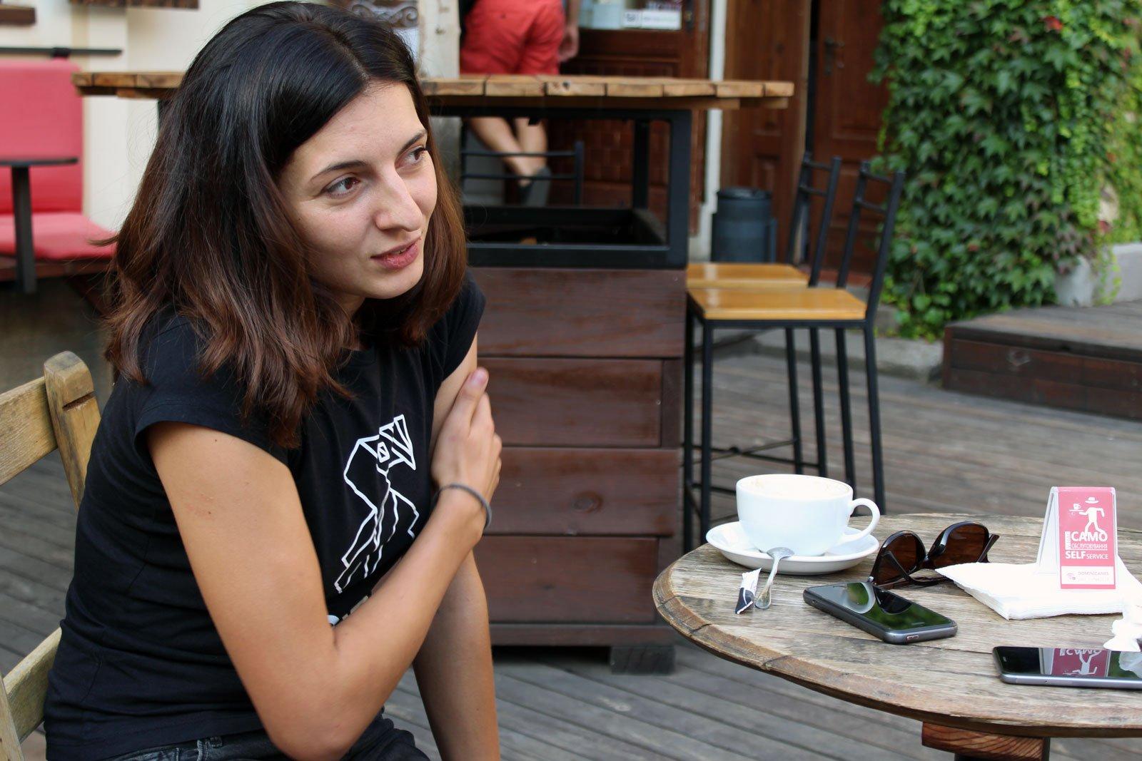 «Я знала, що переді мною є завдання і бренд — ними займаюся», — Марта Турецька
