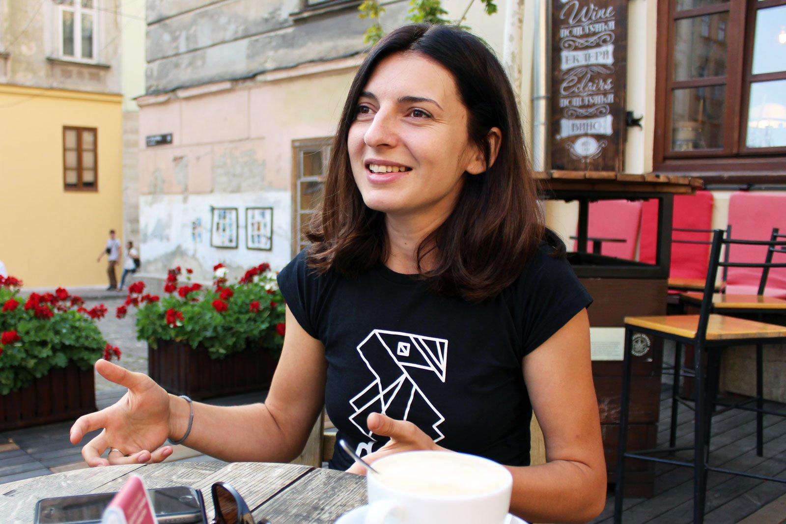Марта Турецька — співзасновниця Dodo Socks