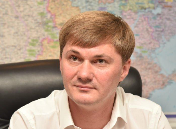Екс-голова Одеської митниці Олександр Власов