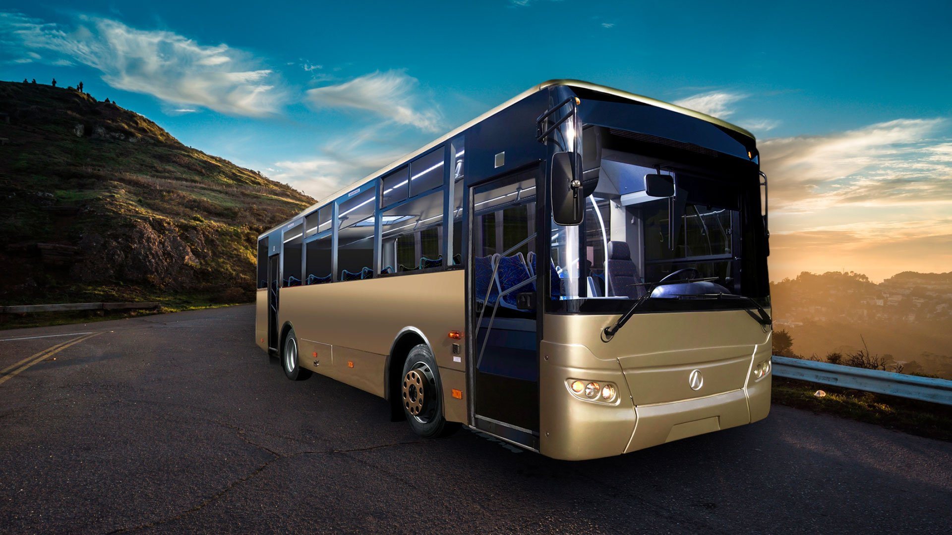 Автобус «ЛЕГЕНДА 695»