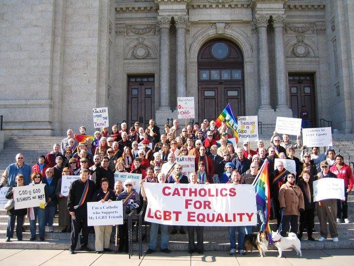 Rатолики Австралії виступають за рівні права для ЛГБТ