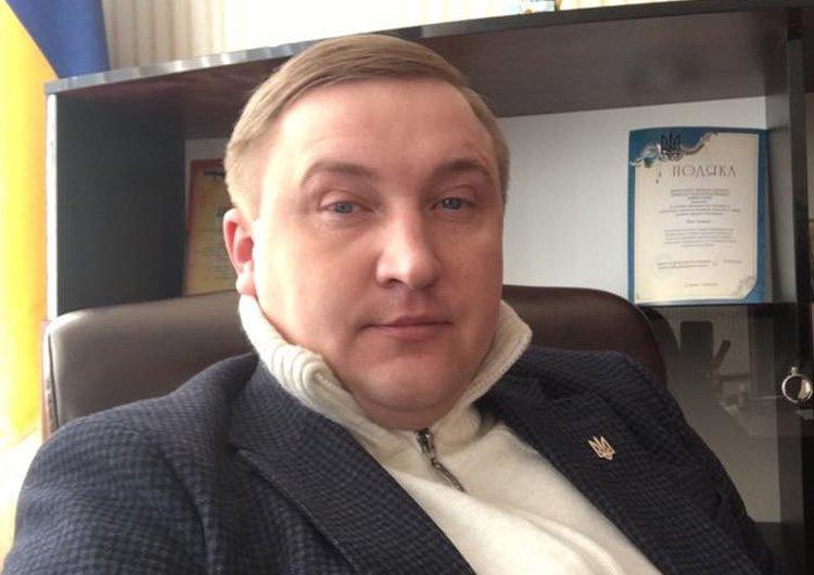 17 жовтня Юрій Токарєв звільнився з посади головного лікаря 6-ї поліклініки Львова