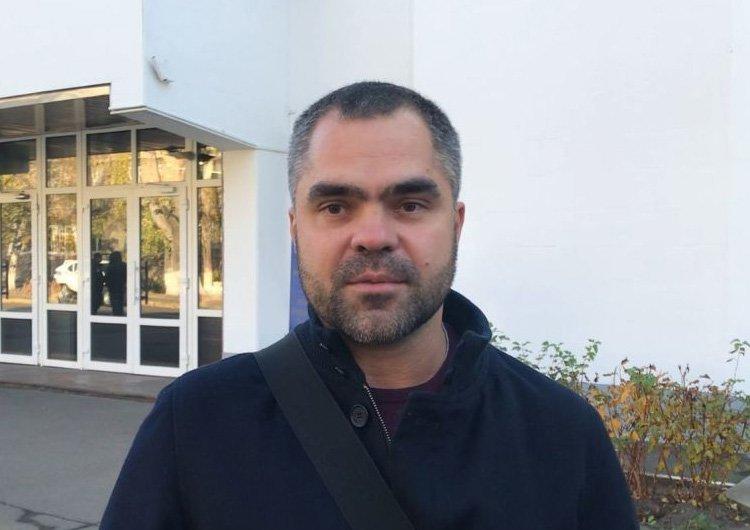 Голова департаменту захисту економіки Національної поліції України Олександр Варченко
