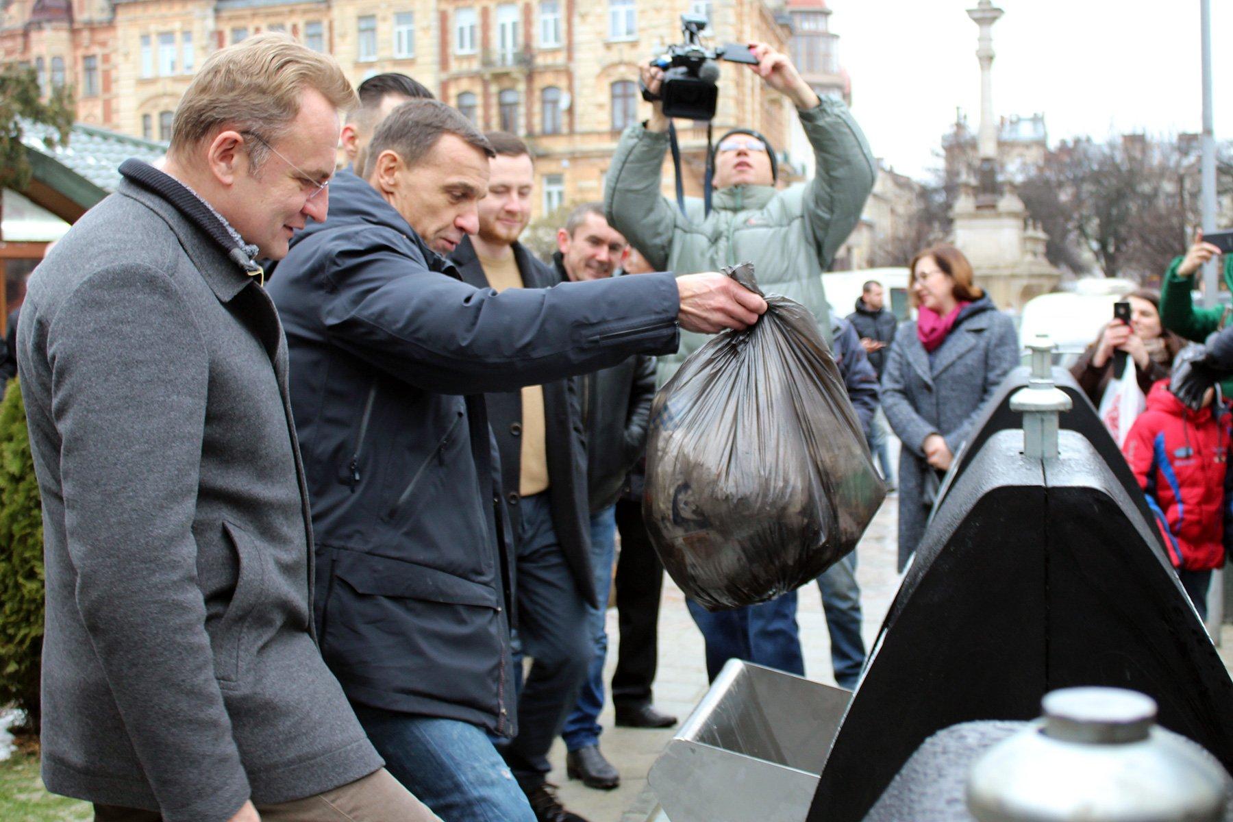 Міський голова Андрій Садовий зазначив, що це експериментальний майданчик