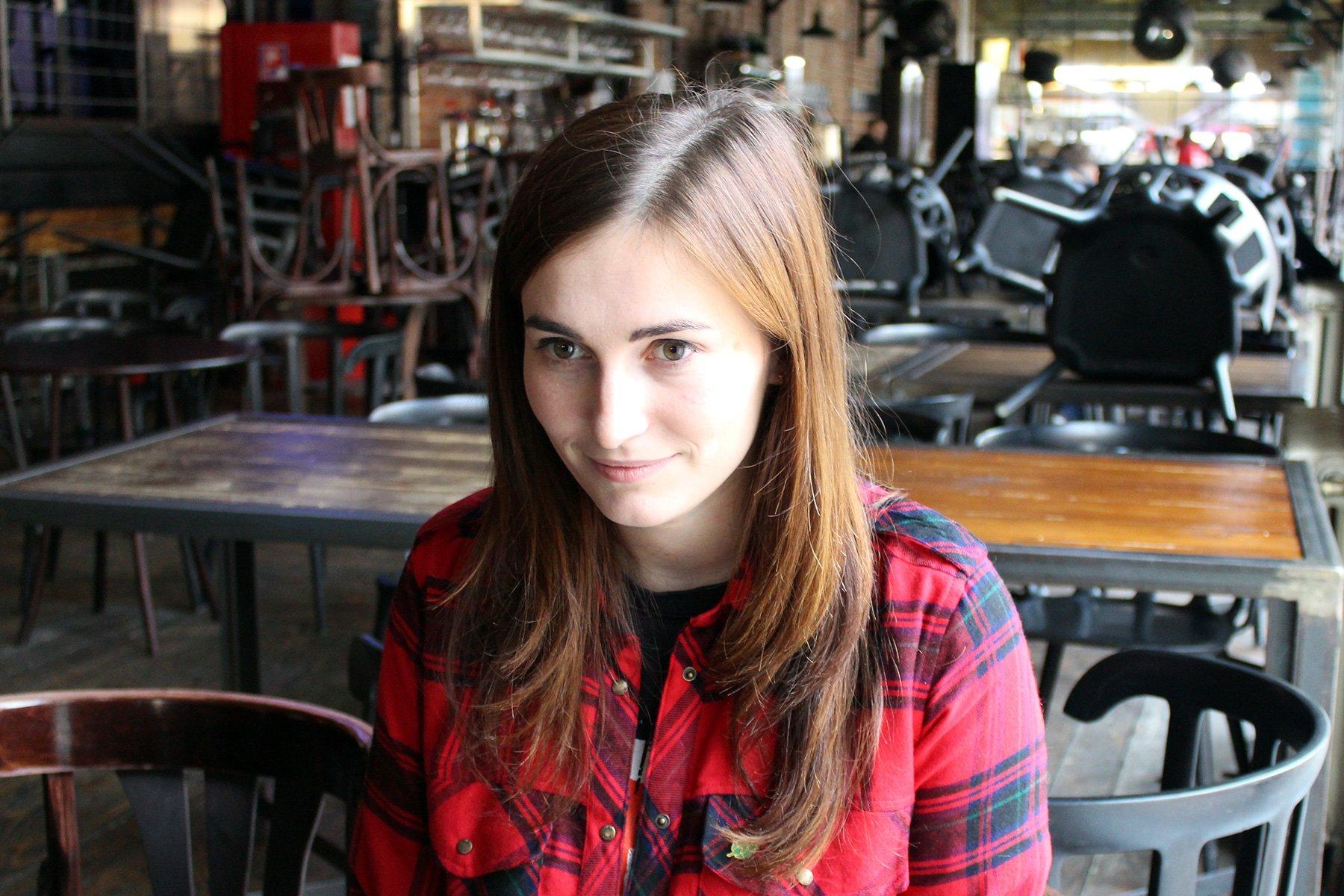 Юлія Волошин — пивоварка, керівниця лабораторії Театру пива