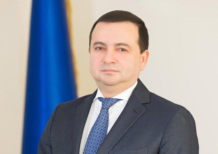 Олексій Кудрявцев. Голова Державної архітектурно-будівельної інспекції України