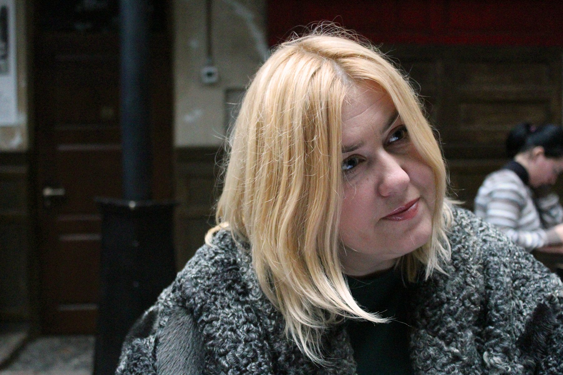 Світлана Мірошкіна — начальниця районної служби з надзвичайних ситуацій