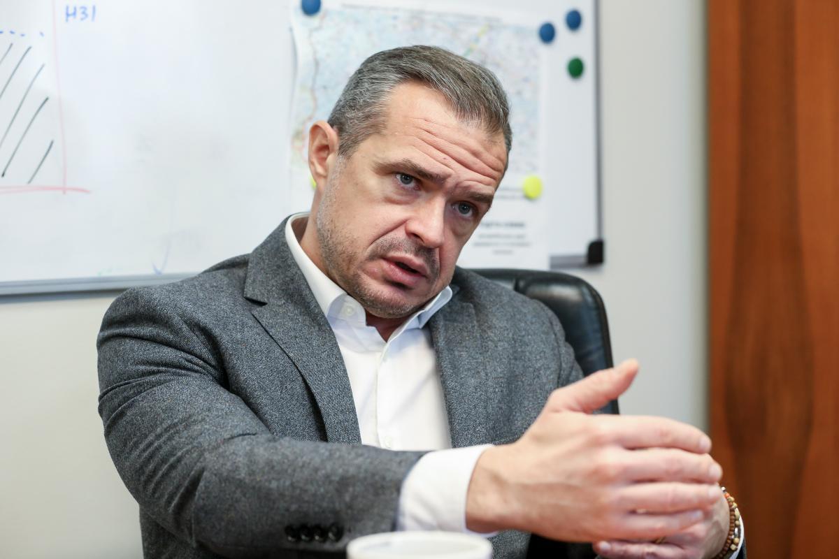 Керівник «Укравтодору» Славомір Новак
