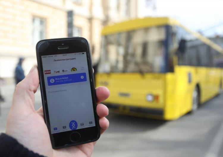 У Львові почали тестувати Bluetooth-систему оплати проїзду