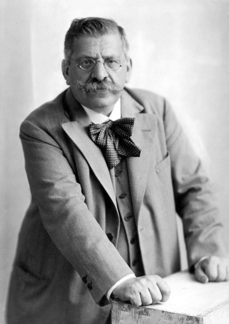 Сексолог Магнус Хіршфельд