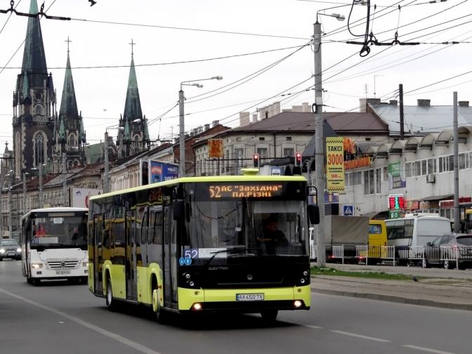 Автобус № 52