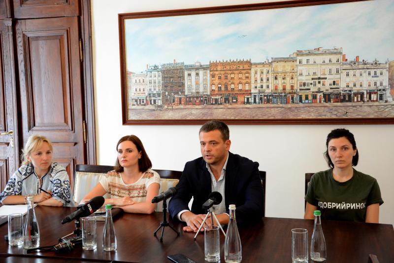Цього місяця у Львові відкриють станцію компостування органічних відходів