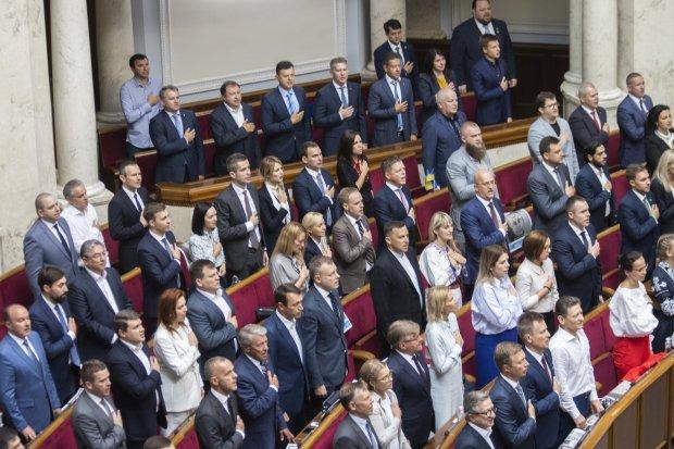 Верховна Рада вже на другому тижні роботи прийняла закон про імпічмент