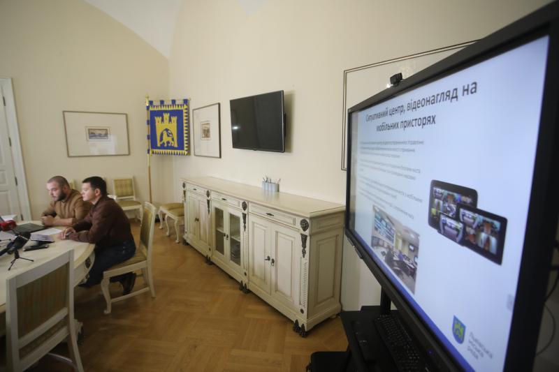 У Львові встановлять відеокамери для розпізнавання облич