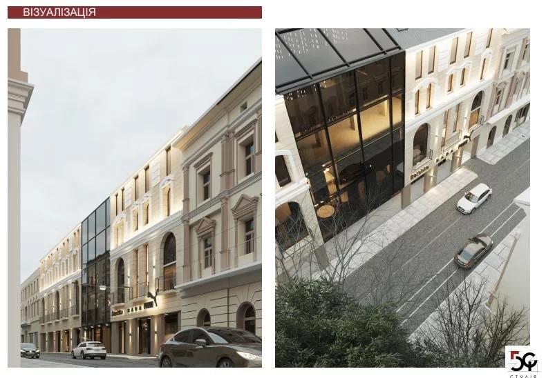 Проект готелю на вулиці Дорошенка, 2