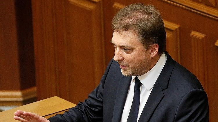 Міністр оборони Андрій Загороднюк